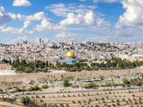 Jerusalem: More than a City