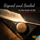 Yom Kippur: Signed and Sealed in the Book of Life